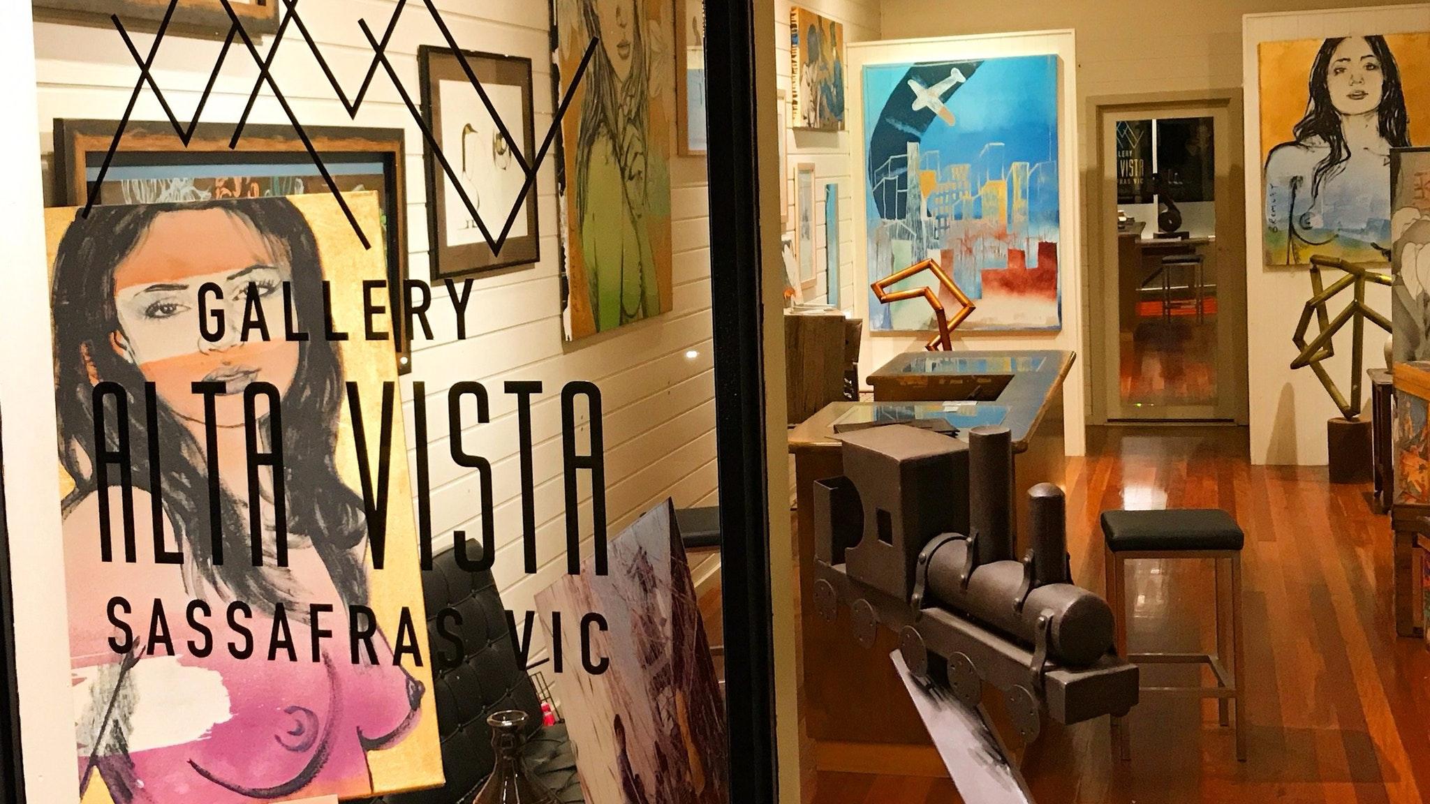View of Gallery Alta Vista