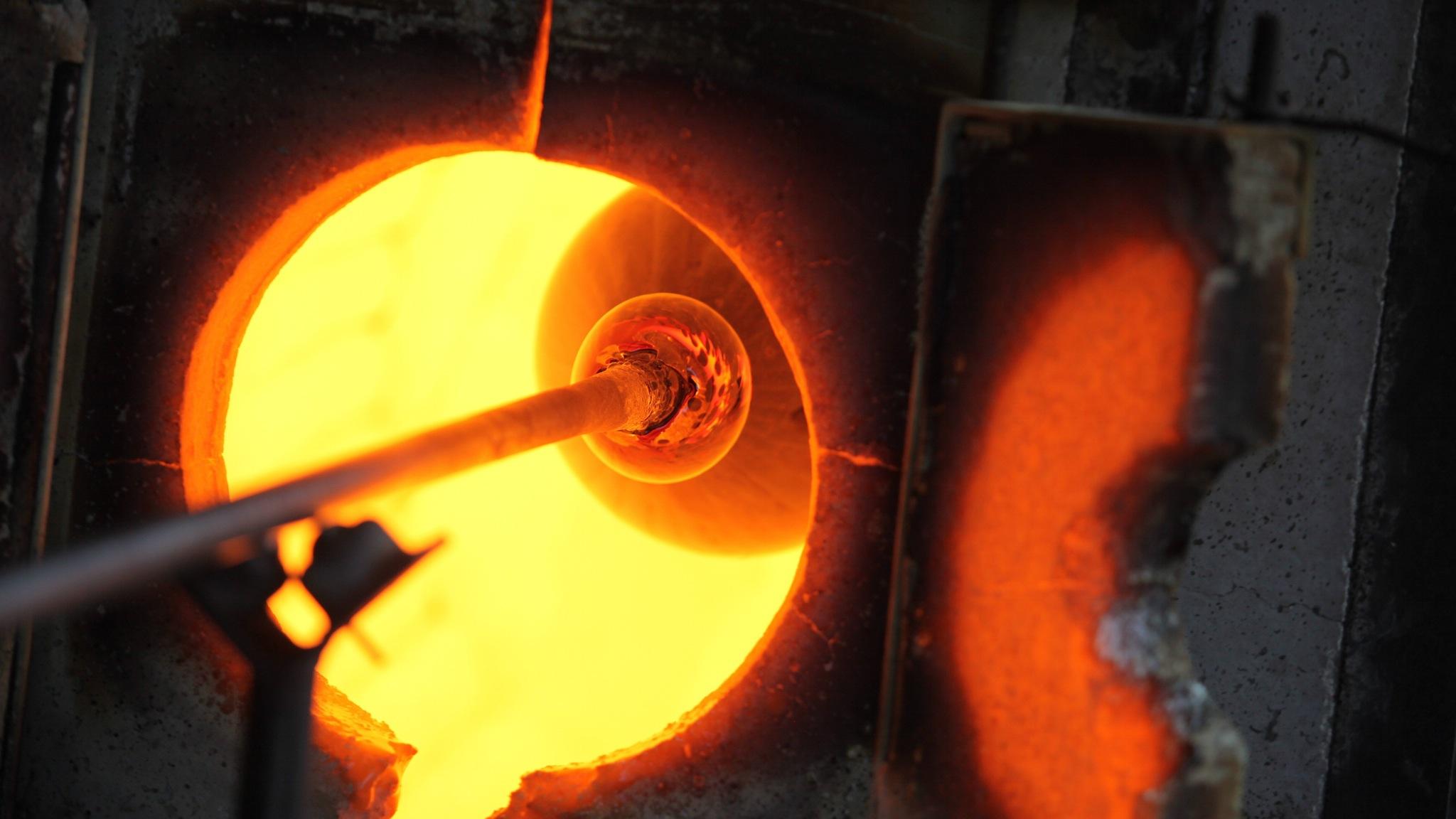 Healesville Glass Blowing Studio