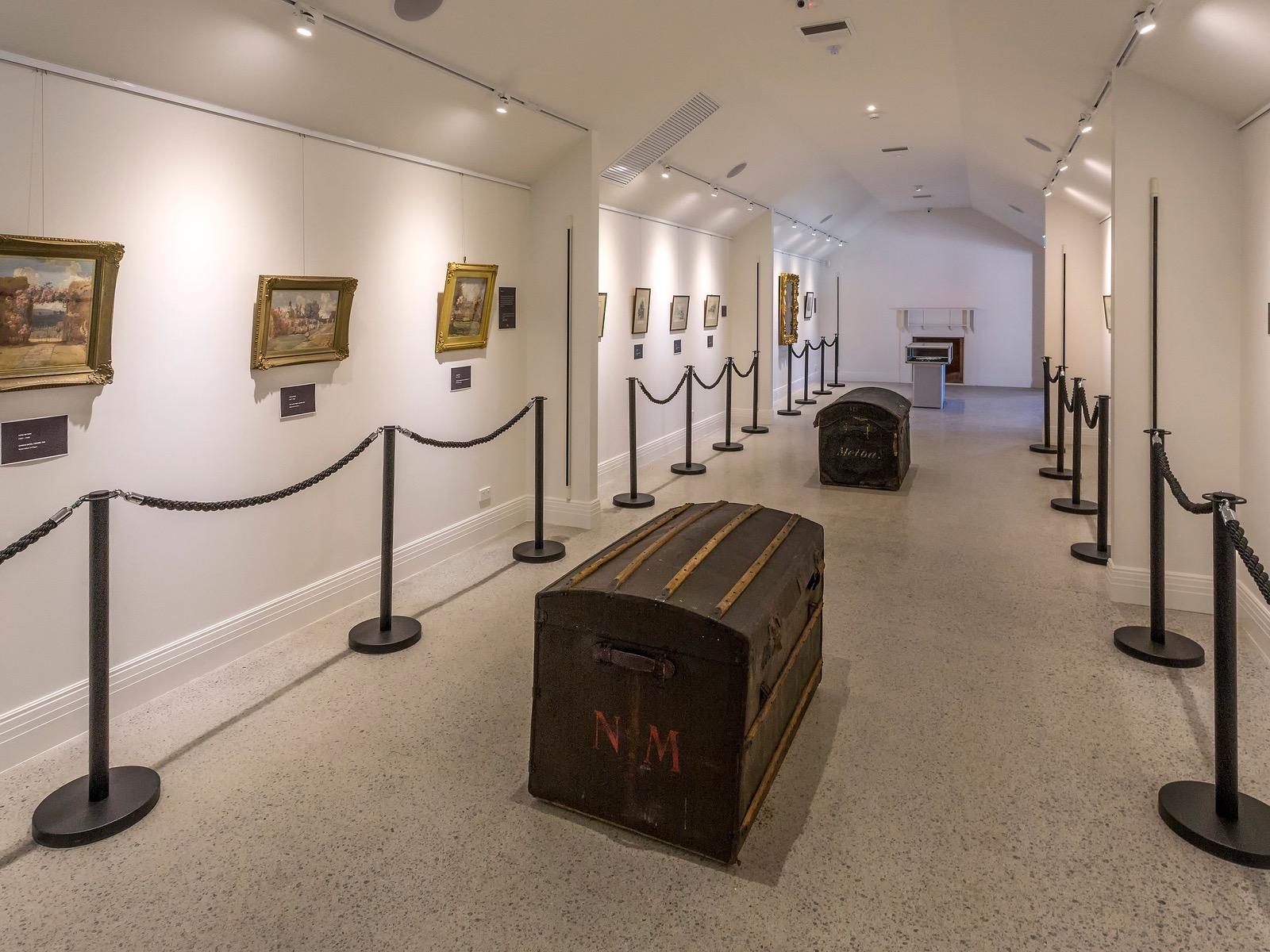 Melba Gallery - Coombe the Melba Estate