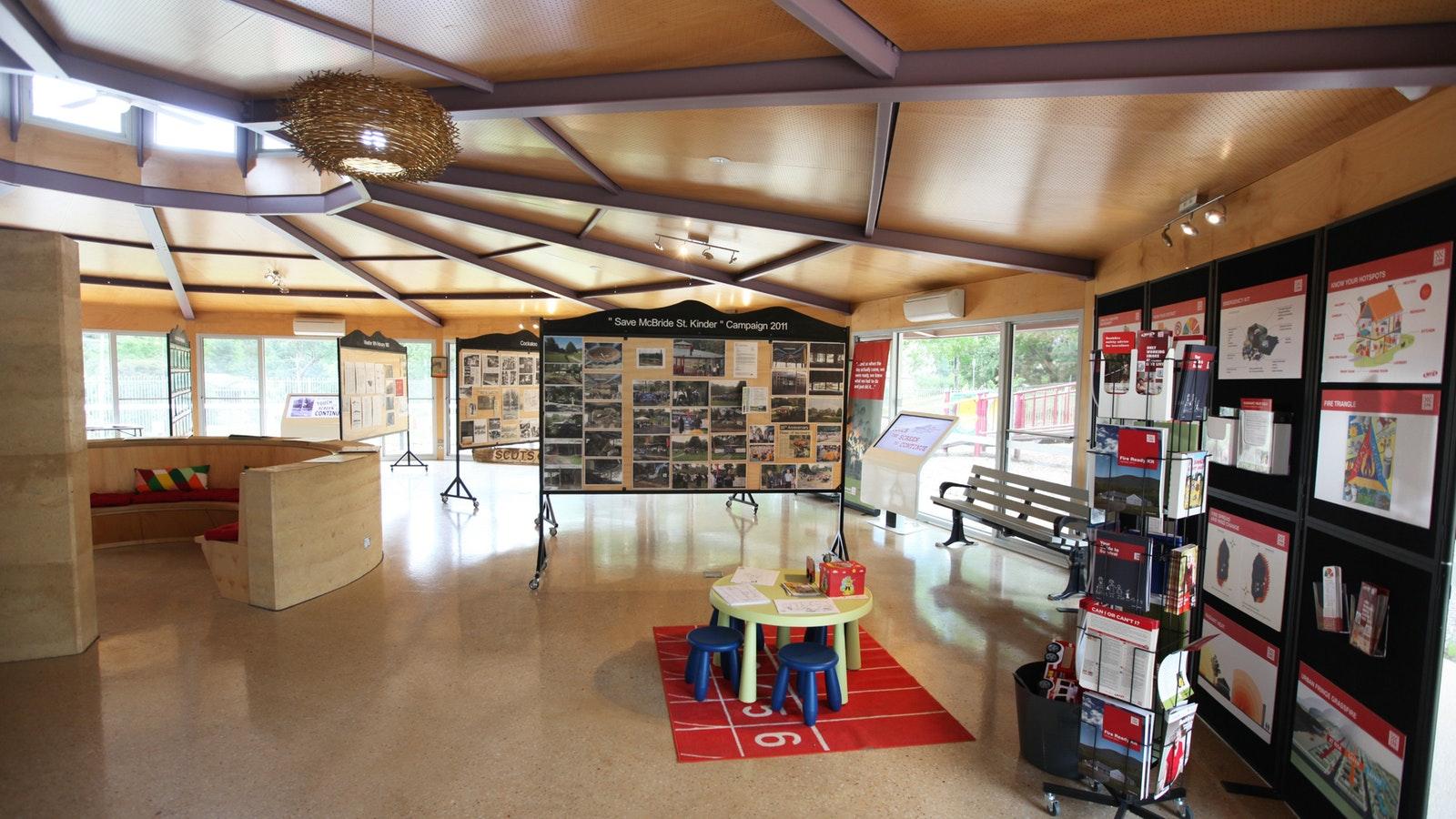 Ash Wednesday Bushfire Education Centre