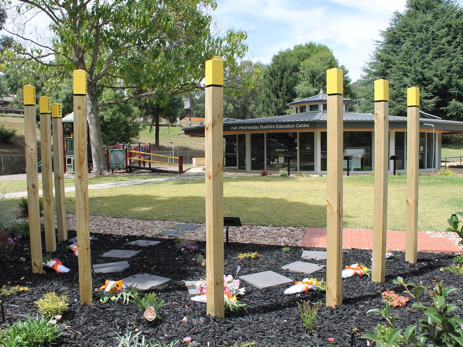 Memorial Garden with Education Centre