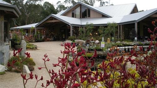 Kuranga Native Nursery,gift shop & Paperbark Cafe