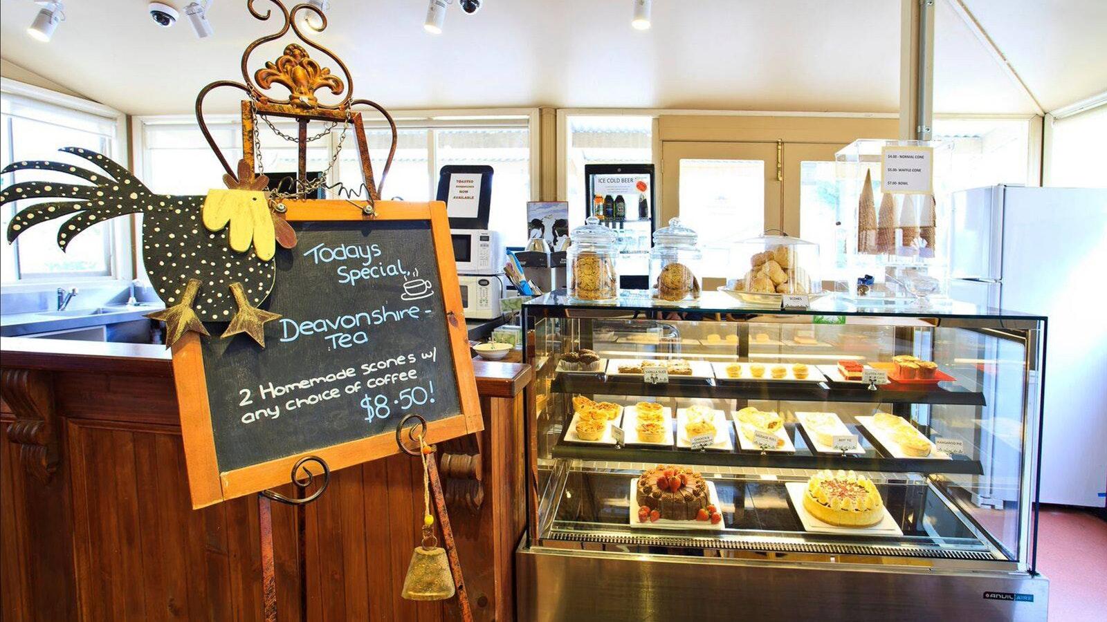Warrook Farm Cafe