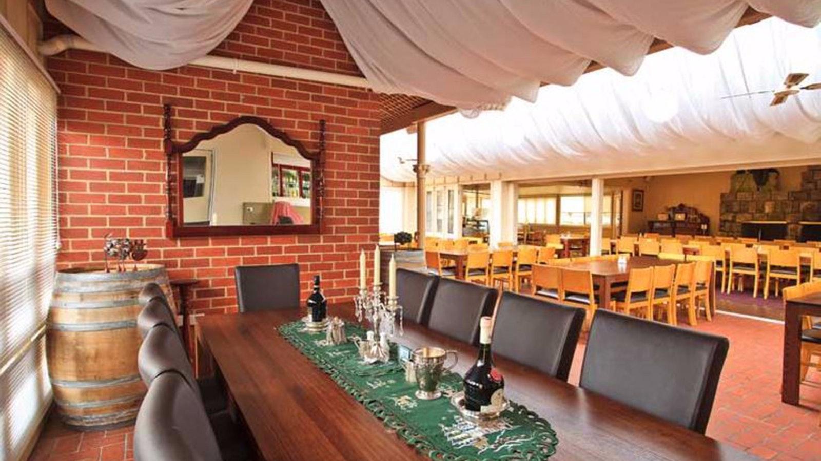 Warrook Farm Restaurant