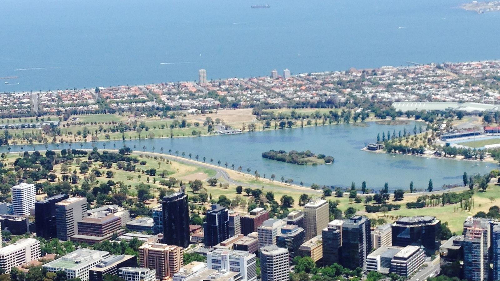 Port Phillip Bay/Albert Park