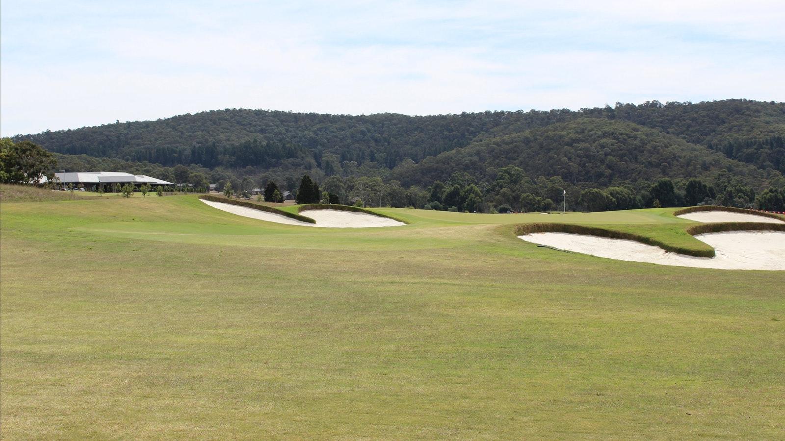 25th Hole of The Eastern Golf Club