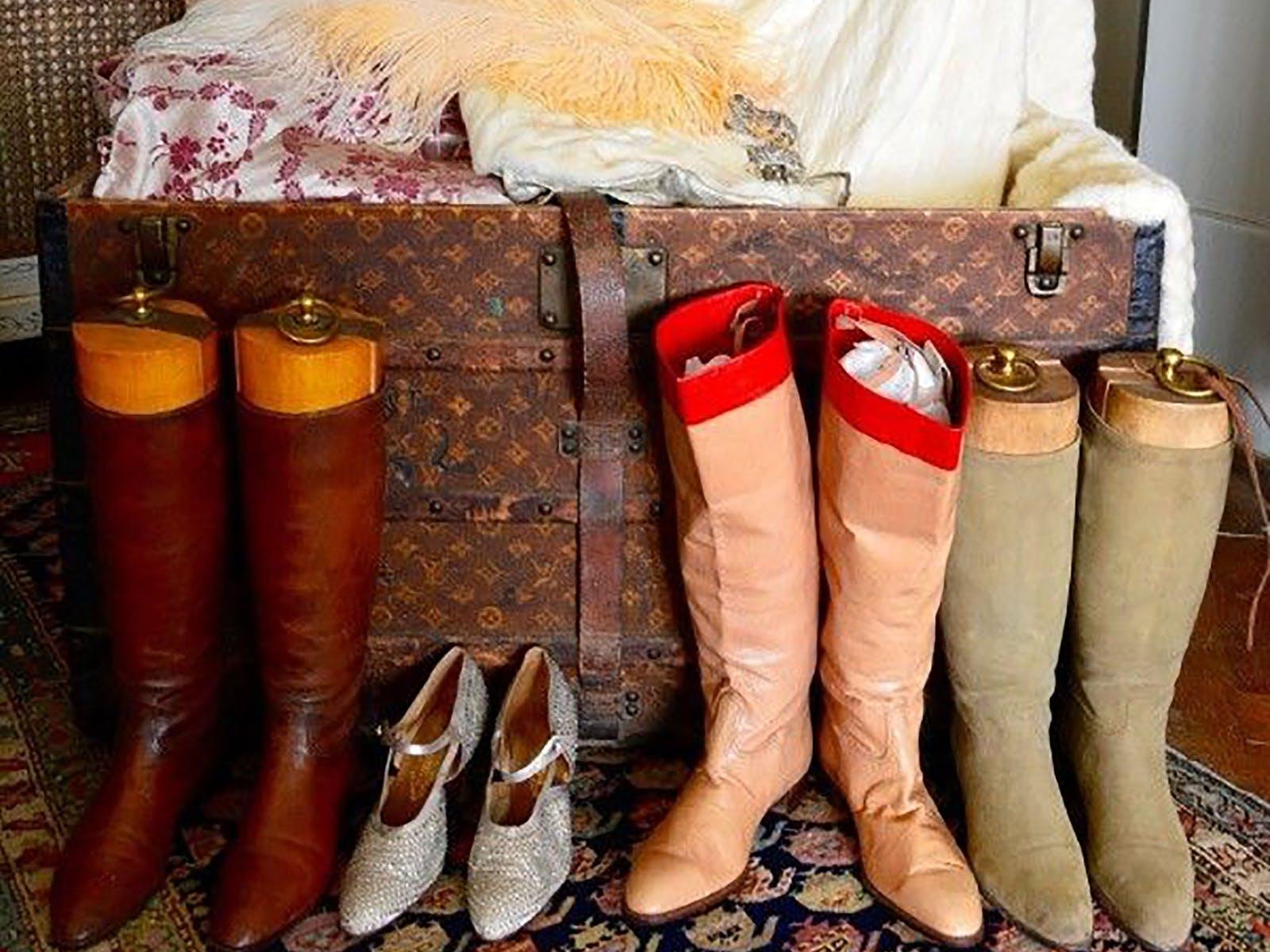 Sneak Peak of Dame Nellie Melba shoes