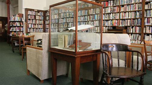 Culture Secrets - The Melbourne Athenaeum Library, Melbourne, Victoria, Australia
