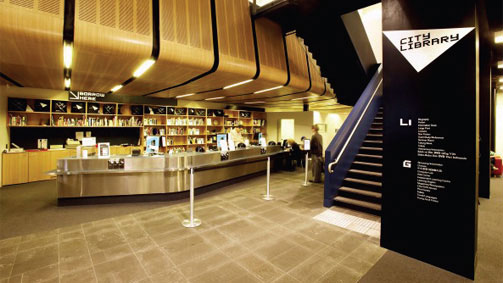 Culture Secrets - City Library, Melbourne, Victoria, Australia