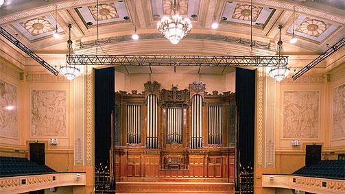 Culture Secrets - Melbourne Town Hall Grand Organ, Melbourne, Victoria, Australia