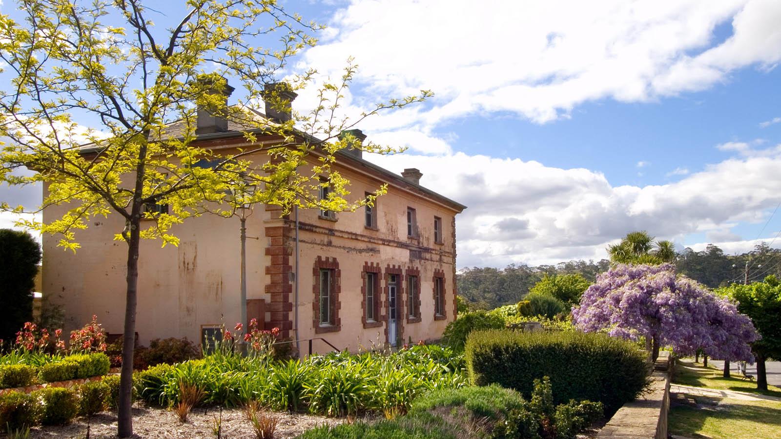 Villa Parma, Daylesford and the Macedon Ranges, Victoria, Australia