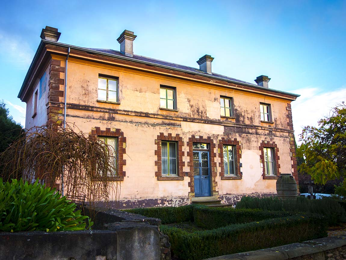 Villa Parma, Daylesford and the Macedon Ranges, Victoria, Austalia
