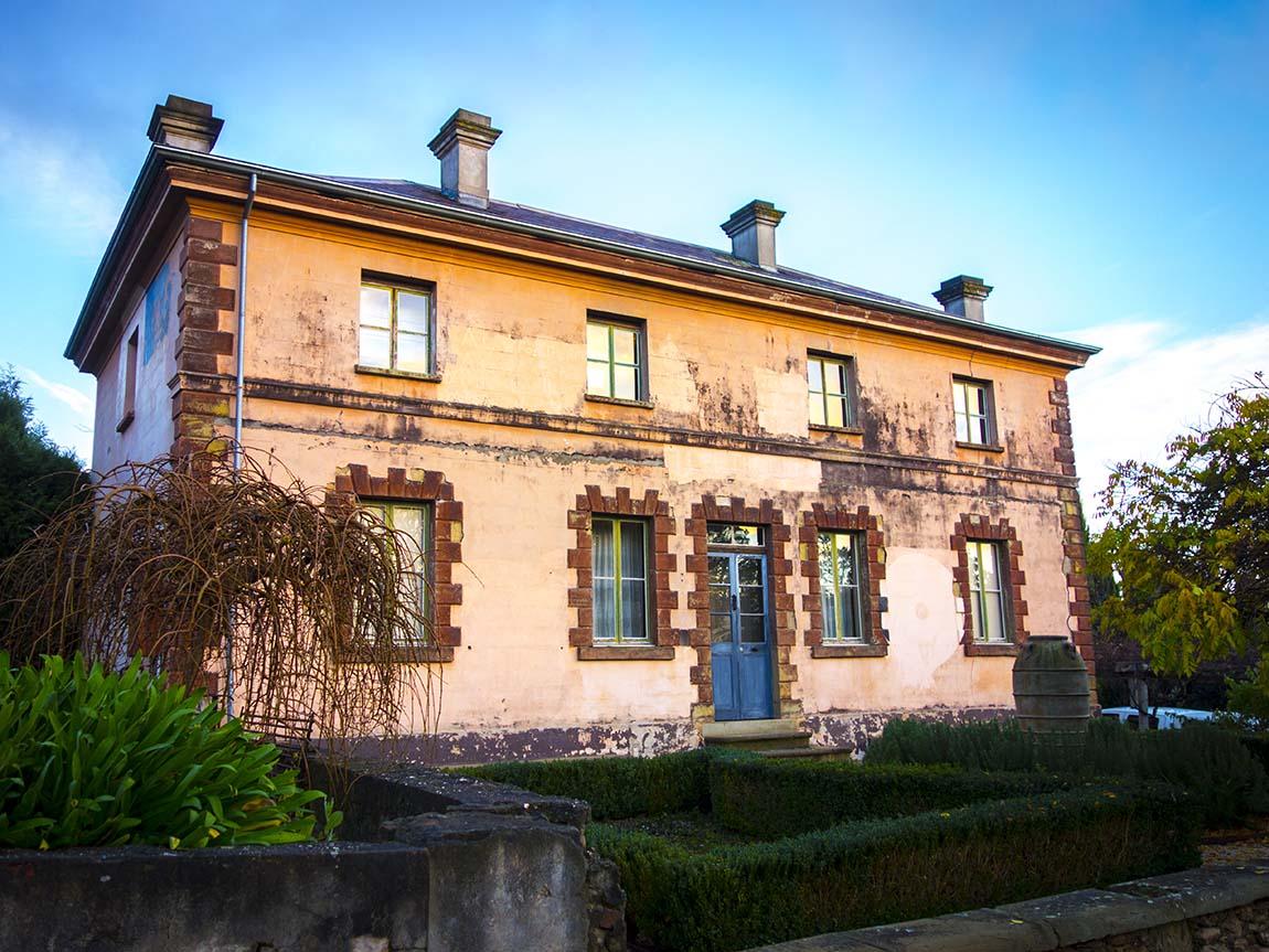 Villa Parma, Daylesford and the Macedon Ranges, Victoria, Austalia