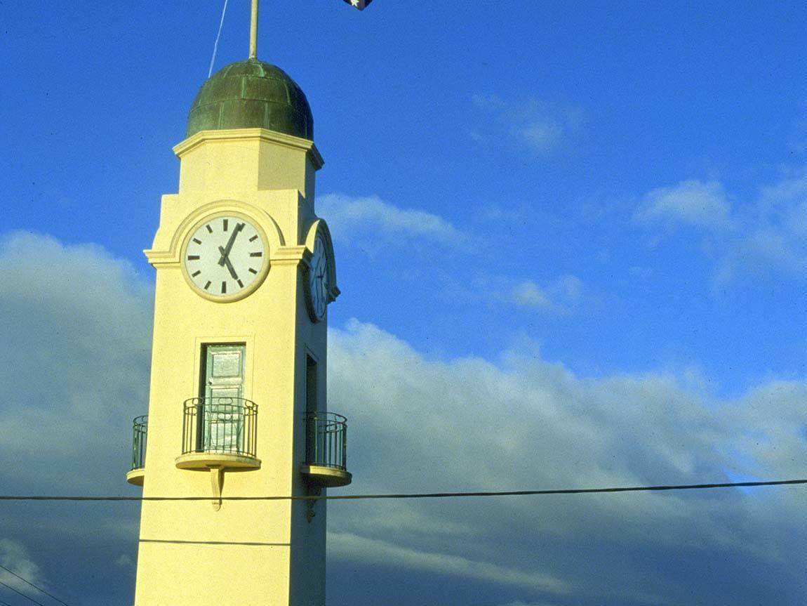 Daylesford and Macedon Ra Australia  city photo : ... clock tower, Daylesford and the Macedon Ranges, Victoria, Australia