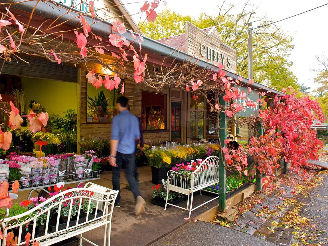 Rutherglen Restaurants And Cafes