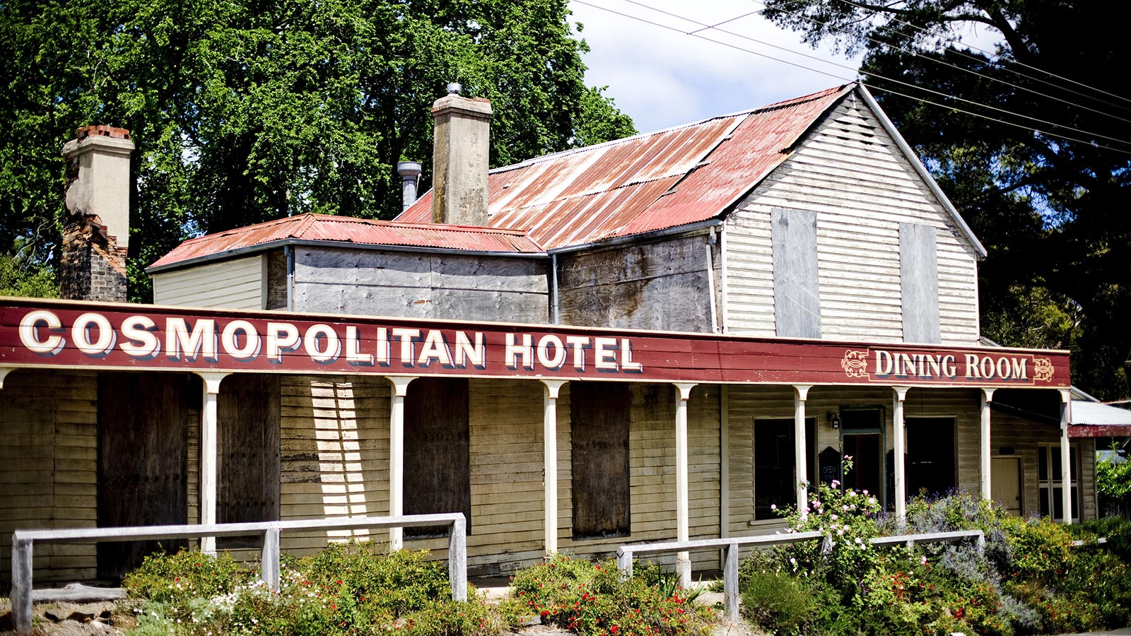 Cosmopolitan Hotel, Daylesford and the Macedon Ranges, Victoria, Australia