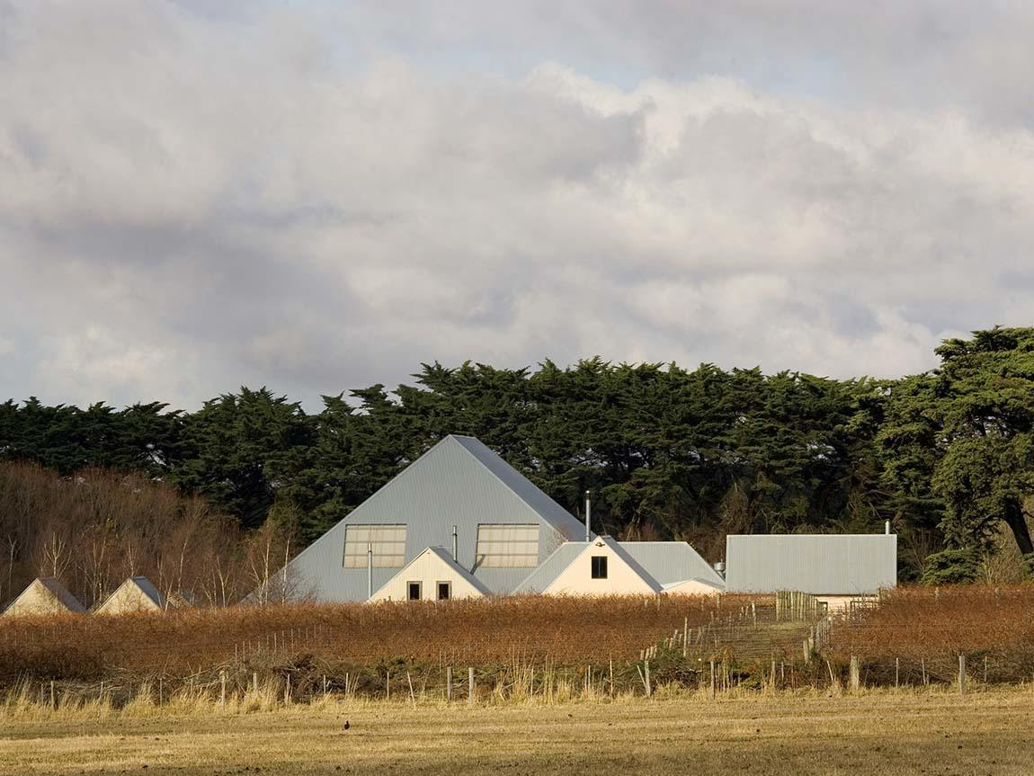 Cope Williams Wines, Romsey, Daylesford and the Macedon Ranges, Victoria, Australia