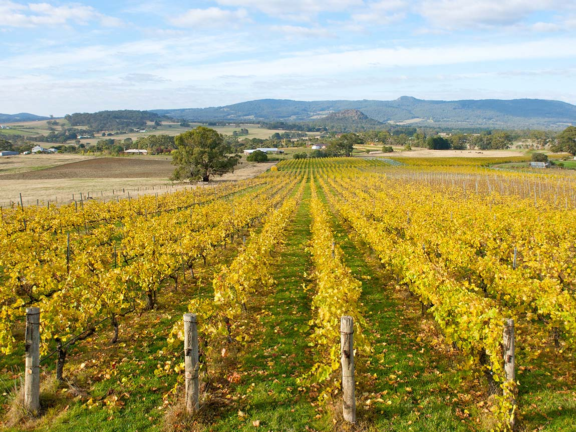 Hanging Rock Winery, Daylesford and the Macedon Ranges, Victoria, Australia