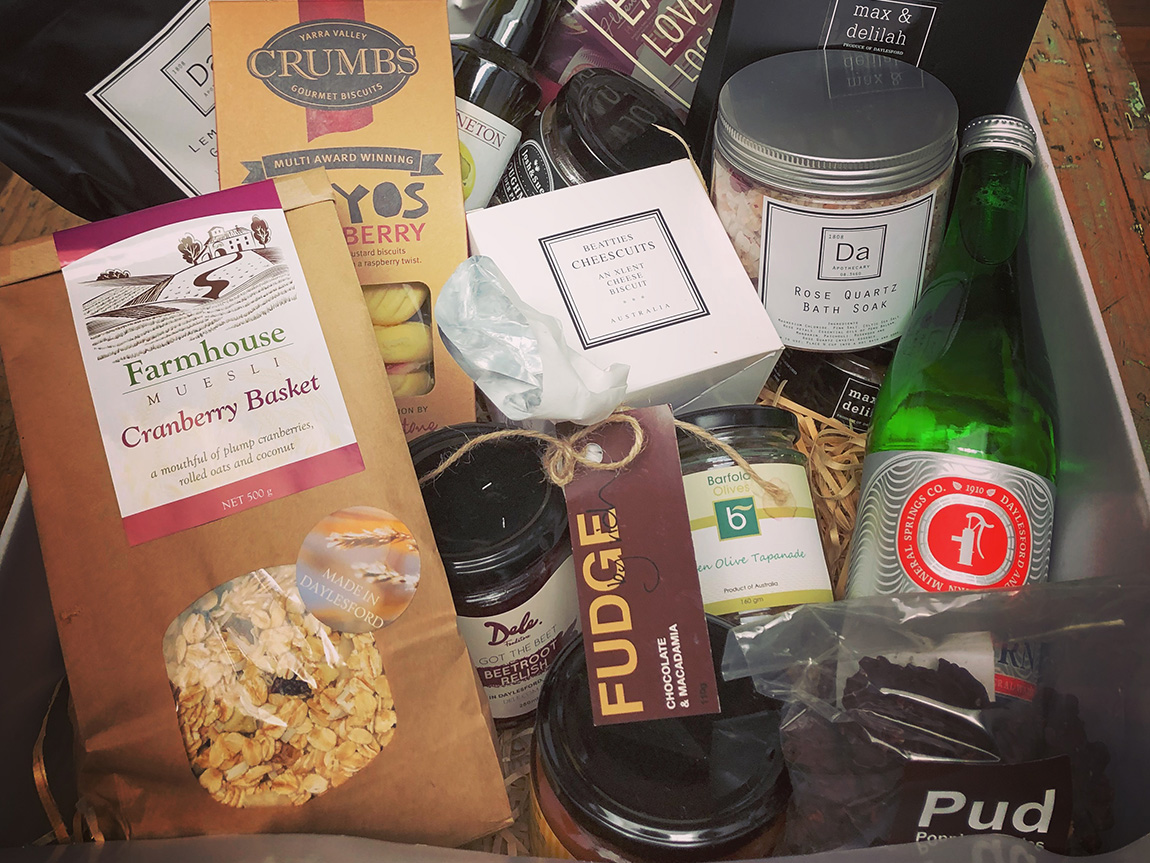Daylesford Hamper Company, Daylesford and the Macedon Ranges, Victoria, Australia