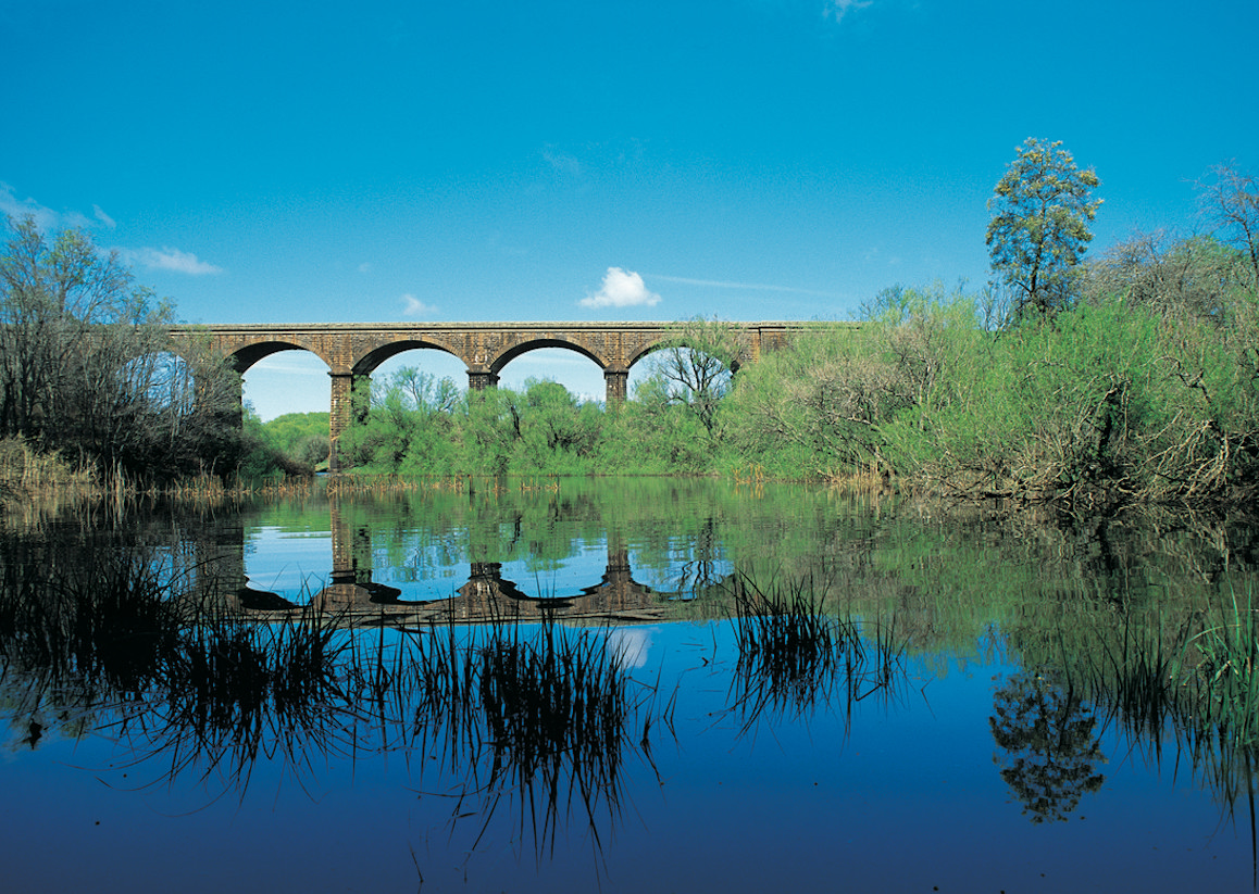 Malmsbury Viaduct, Daylesford and the Macedon Ranges, Victoria, Australia