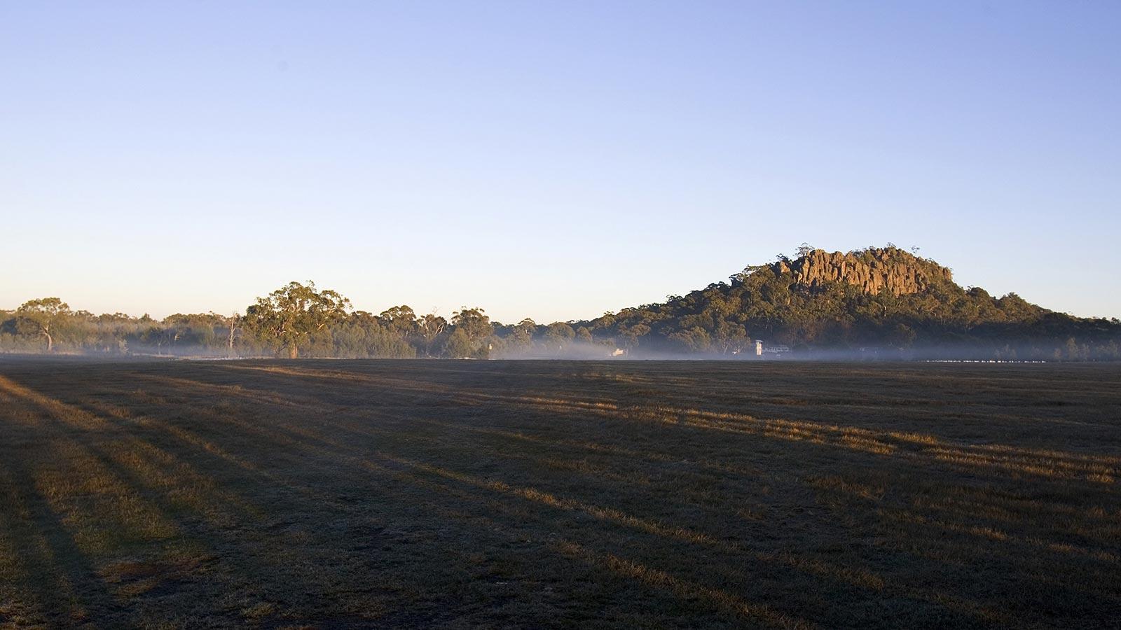 Hanging Rock National Park, Daylesford and Macedon Ranges, Victoria, Australia