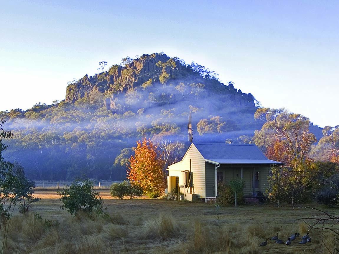 Daylesford And The Macedon Ranges Victoria Australia