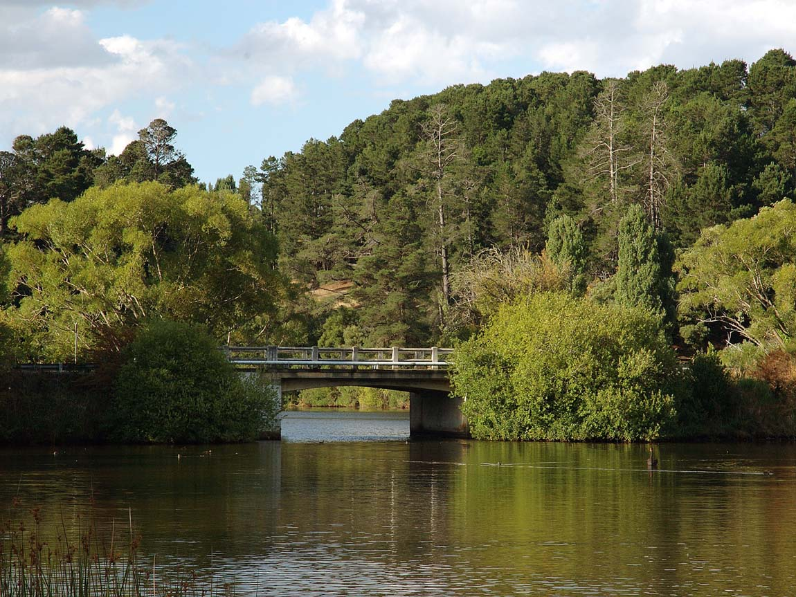 Lake Daylesford, Daylesford and the Macedon Ranges, Victoria, Australia