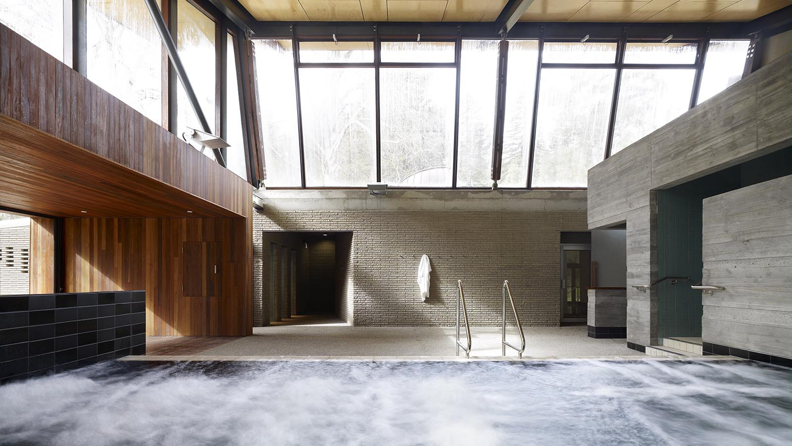 Hepburn Bathhouse and Spa, Daylesford and the Macedon Ranges, Victoria, Australia