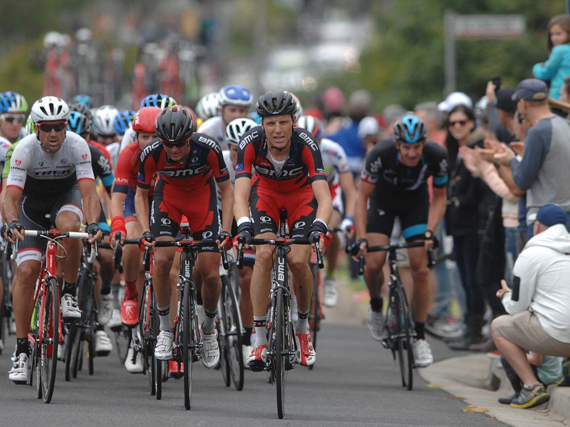 Cadel Evans Great Ocean Road Race, Geelong and the Bellarine, Victoria, Australia