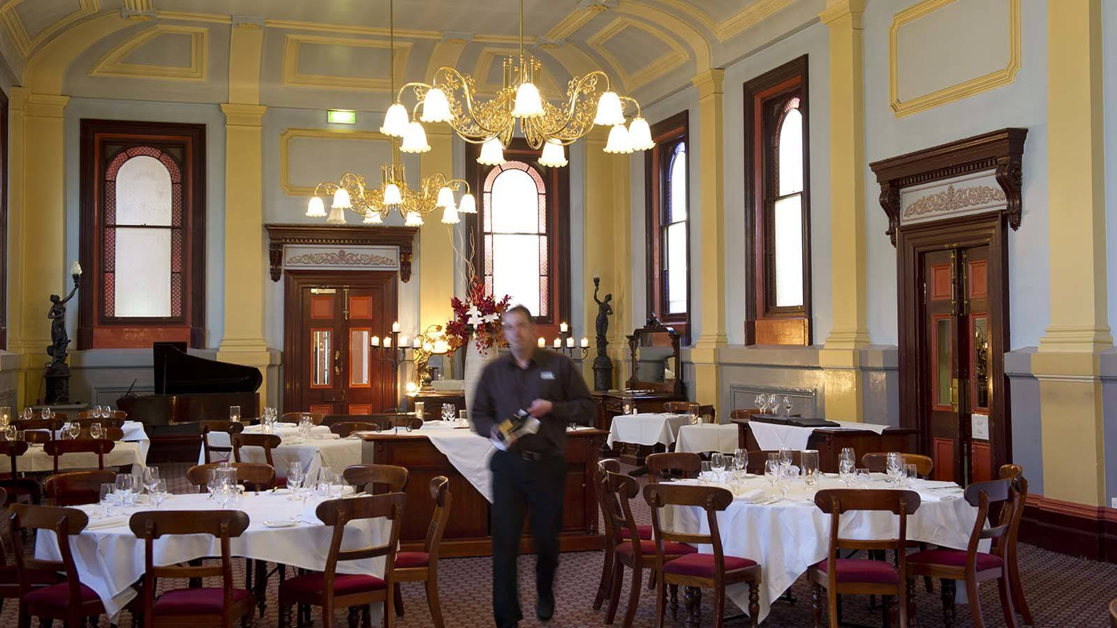 Vue Grand Dining Room, Geelong and the Bellarine, Victoria, Australia