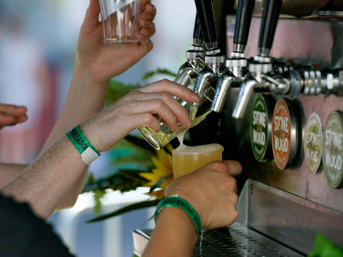 Great Australian Beer Festival, Geelong and the Bellarine, Victoria, Australia
