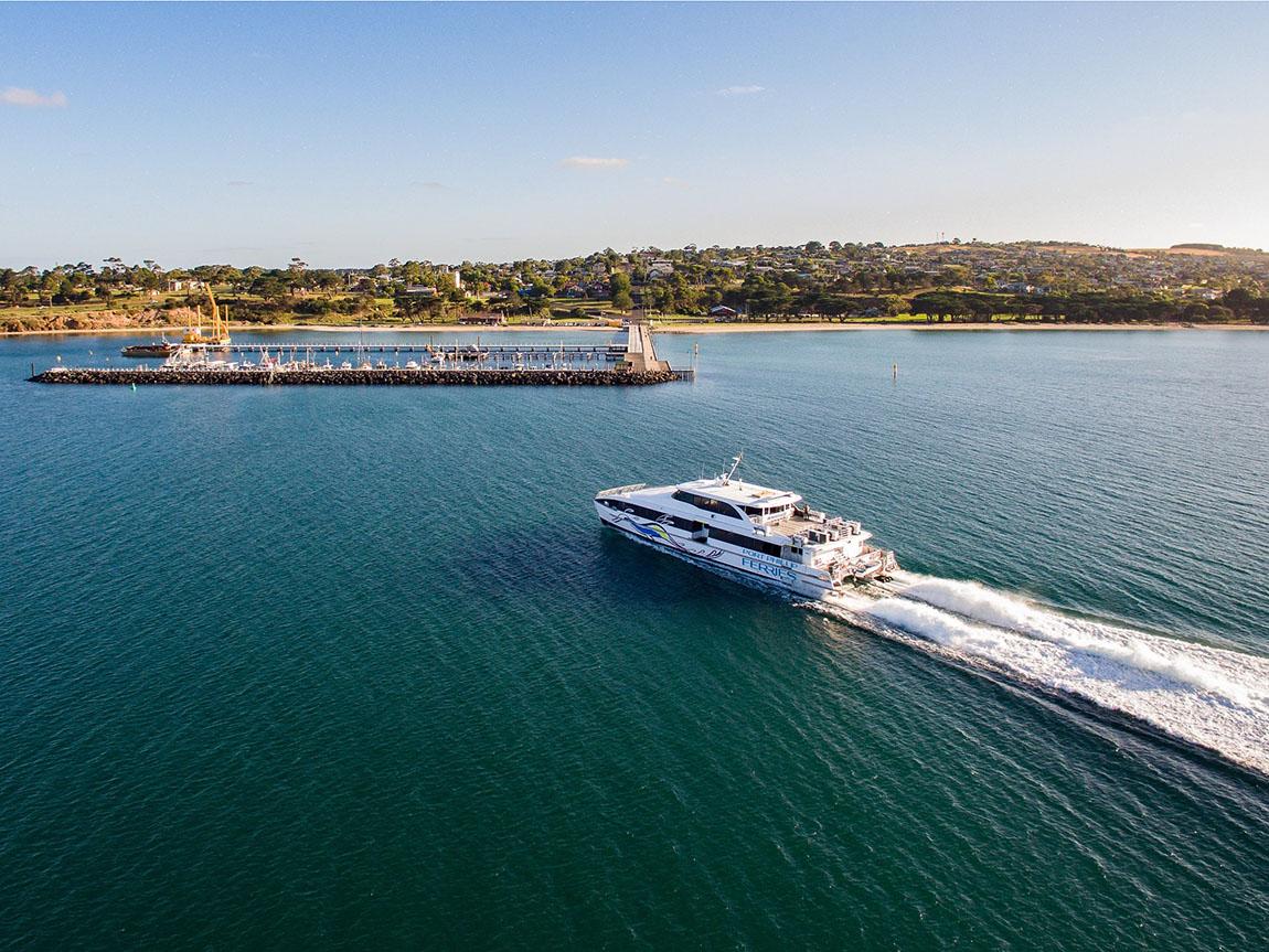 Port Phillip Ferries, Geelong & the Bellarine, Victoria, Australia