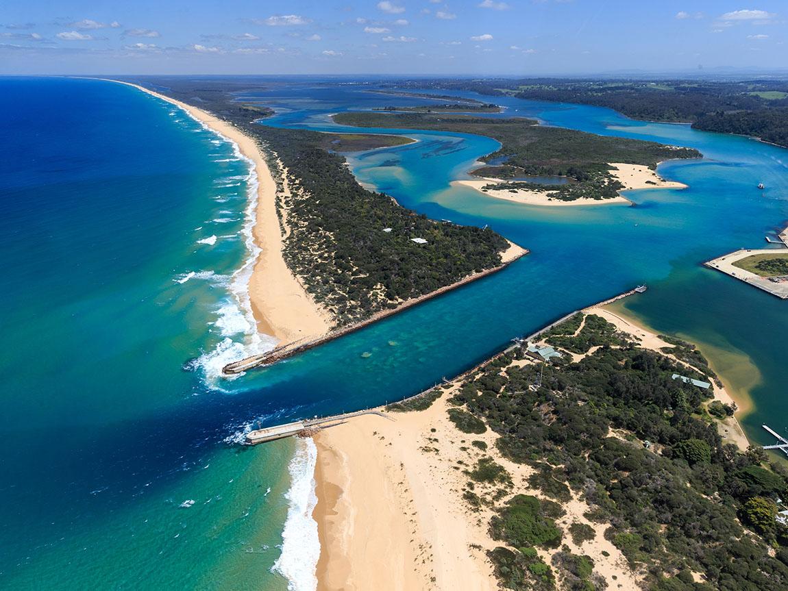 Lakes Entrance, Gippsland, Victoria, Australia