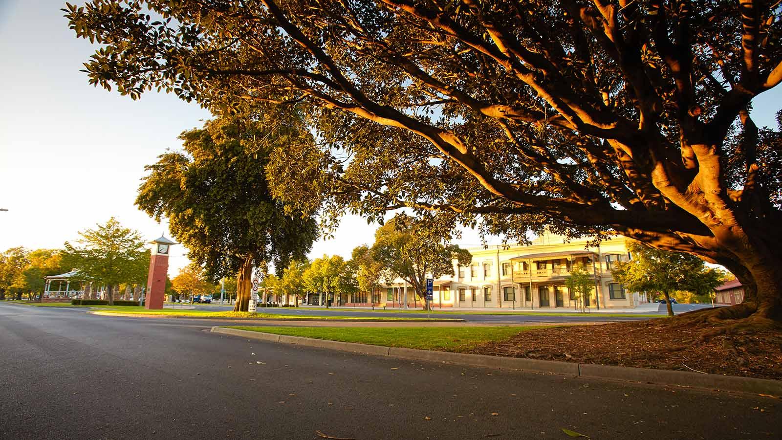Maffra, Gippsland, Victoria, Australia