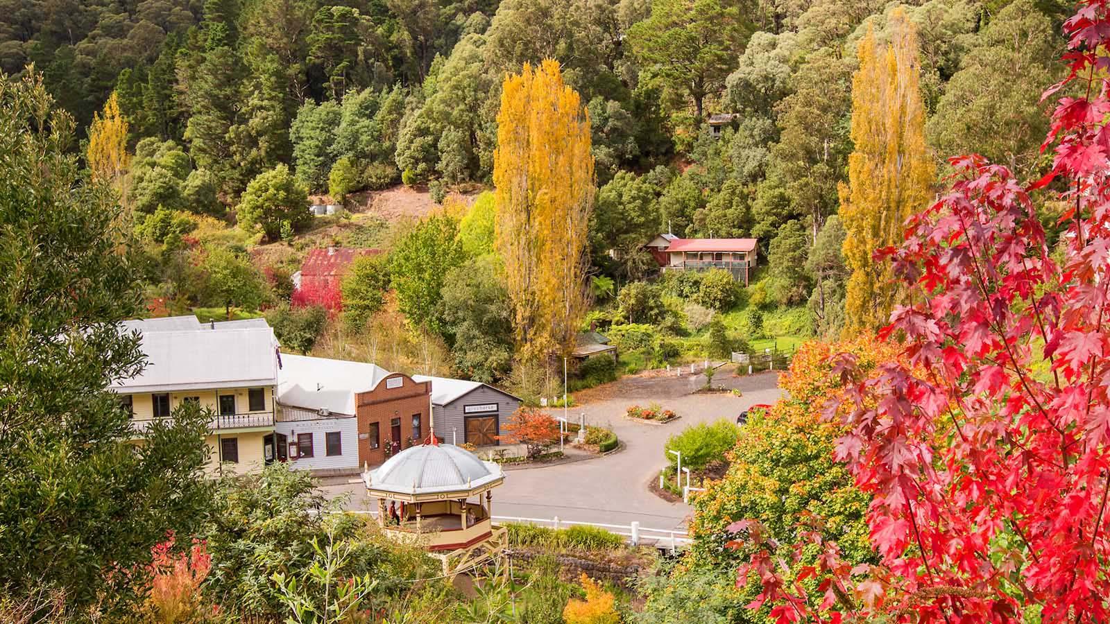 Walhalla, Gippsland, Victoria, Australia
