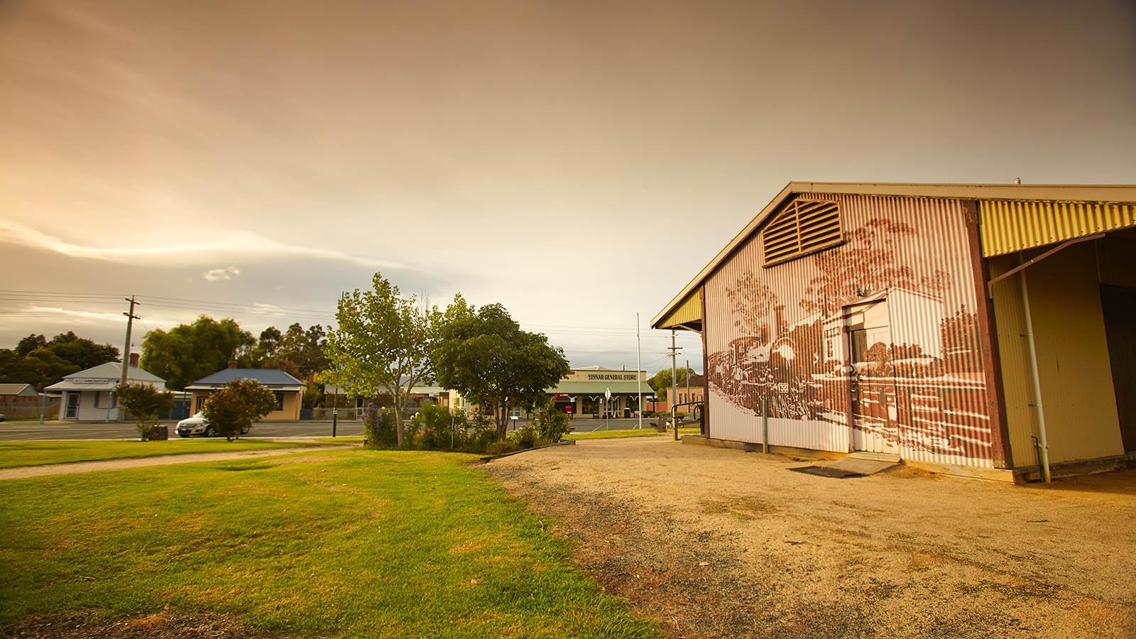 Yinnar, Gippsland, Victoria, Australia