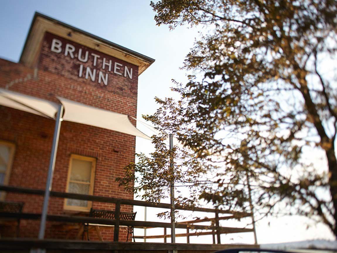Bruthen Inn Hotel, Gippsland, Victoria, Australia