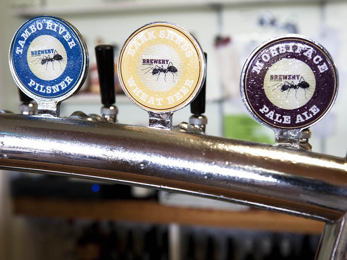 Bullant Brewery, Gippsland, Victoria, Australia