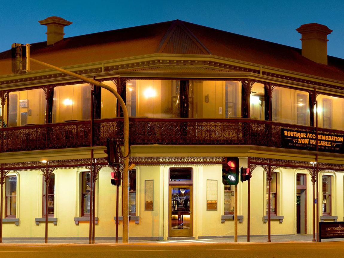 Criterion Hotel, Gippsland, Victoria, Australia