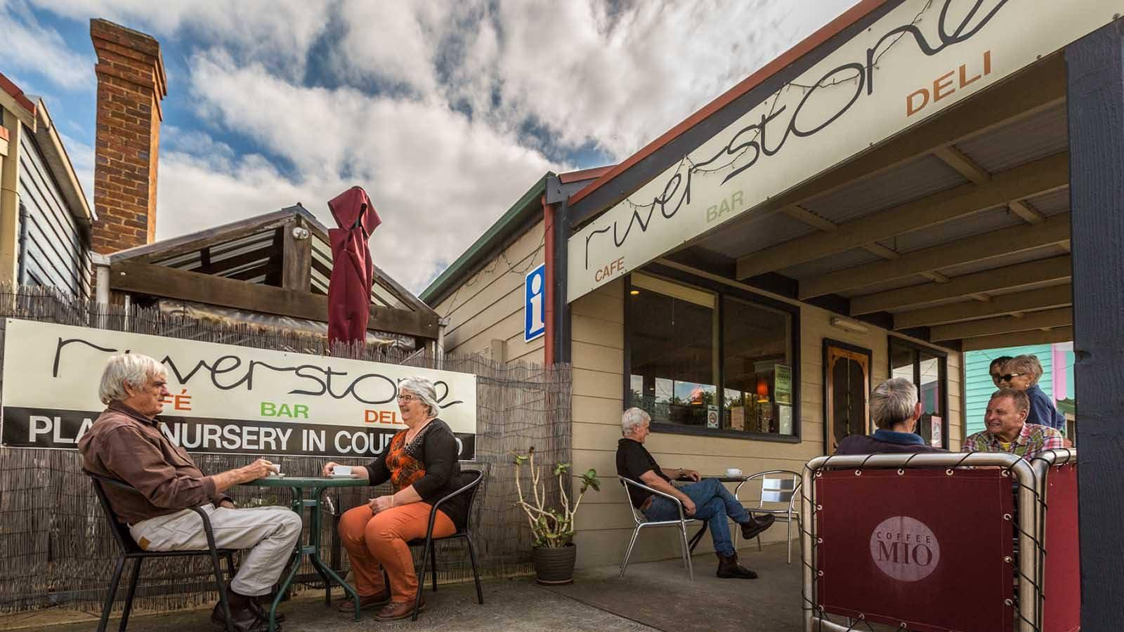 Riverstone Cafe, Briagolong, Gippsland, Victoria, Australia