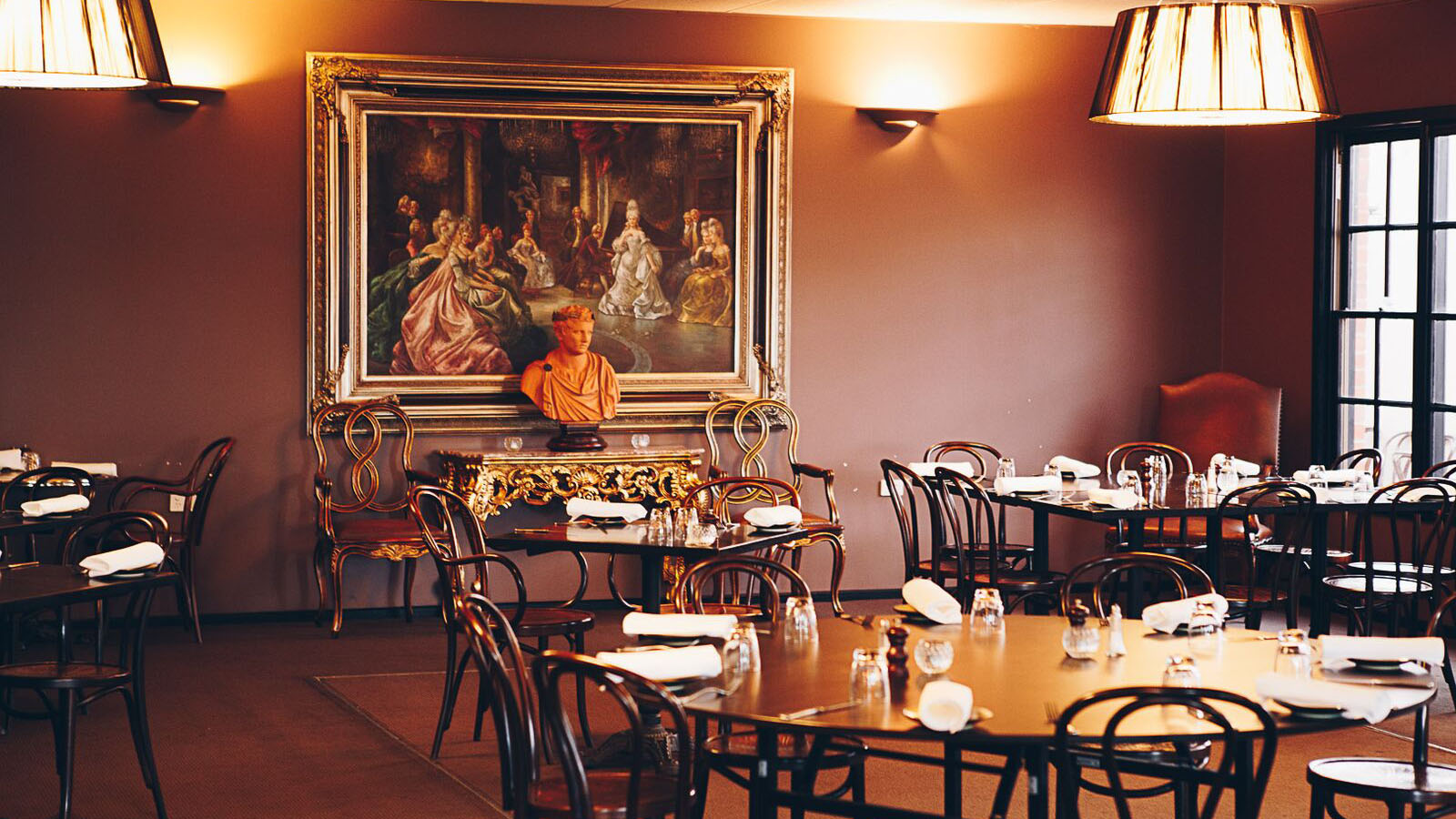Tinamba Hotel  Food And Wine  Gippsland  Victoria  Australia