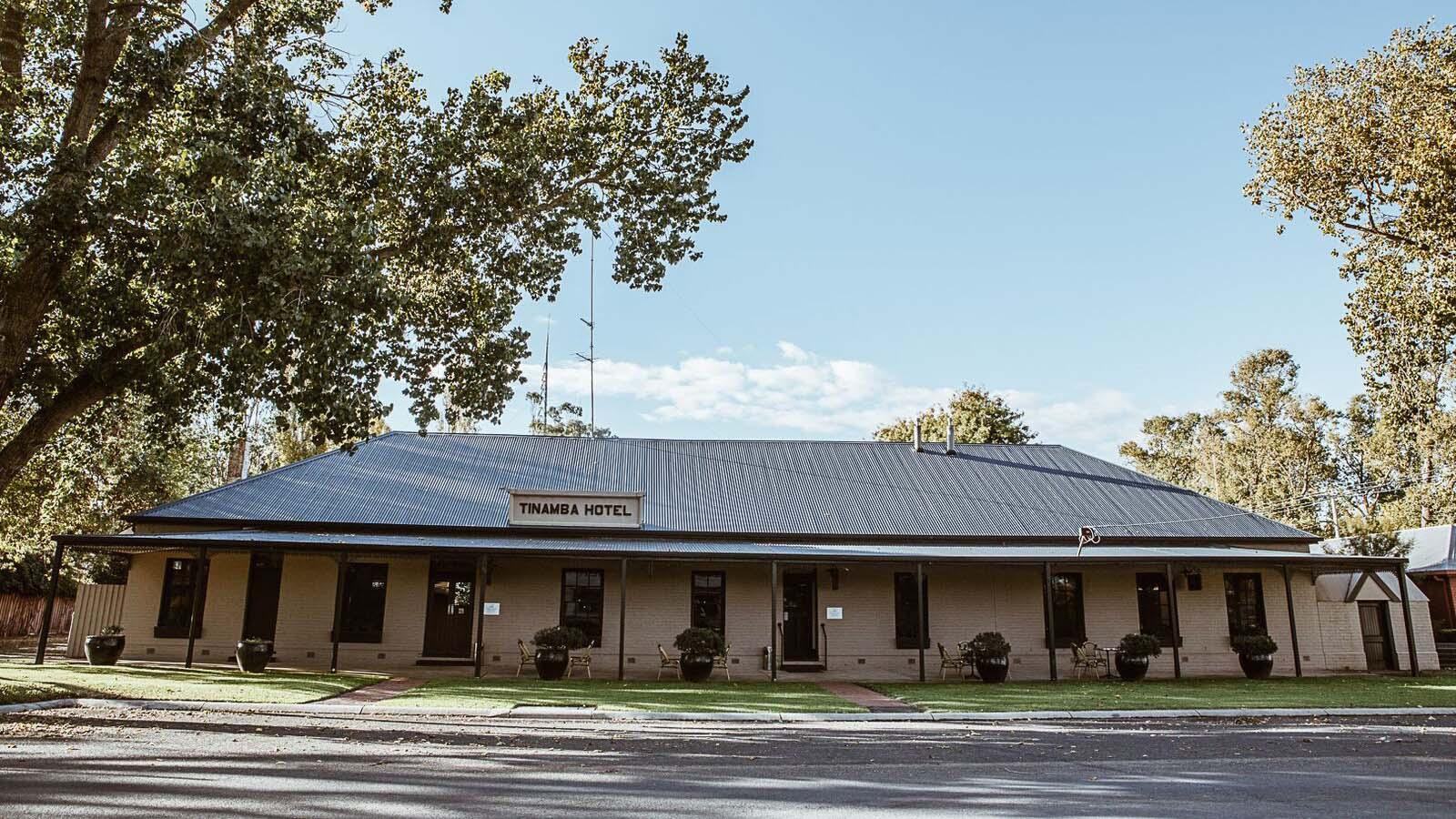 Tinamba Hotel, Gippsland, Victoria, Australia