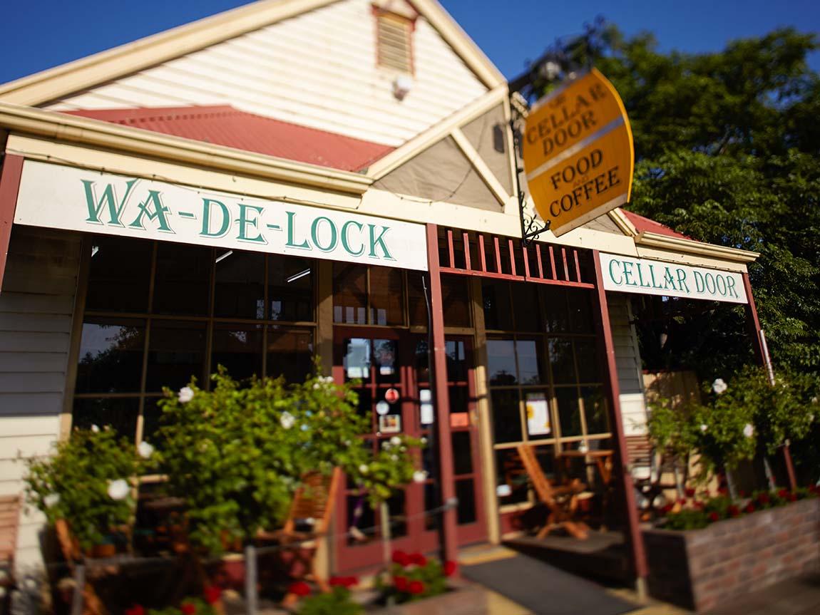 Wa-De-Lock Cellar Door, Stratford, Gippsland, Victoria, Australia