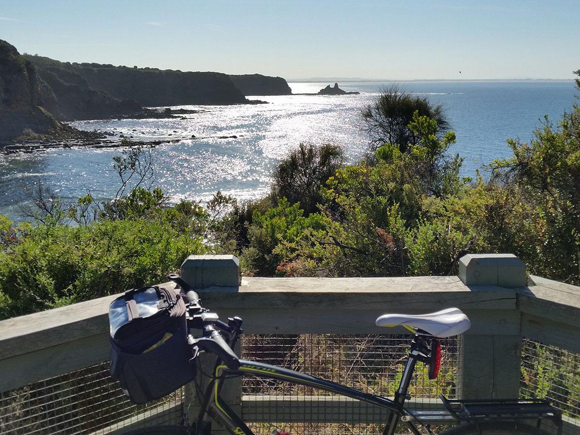 Australian Cycling Holidays, Gippsland, Victoria, Australia