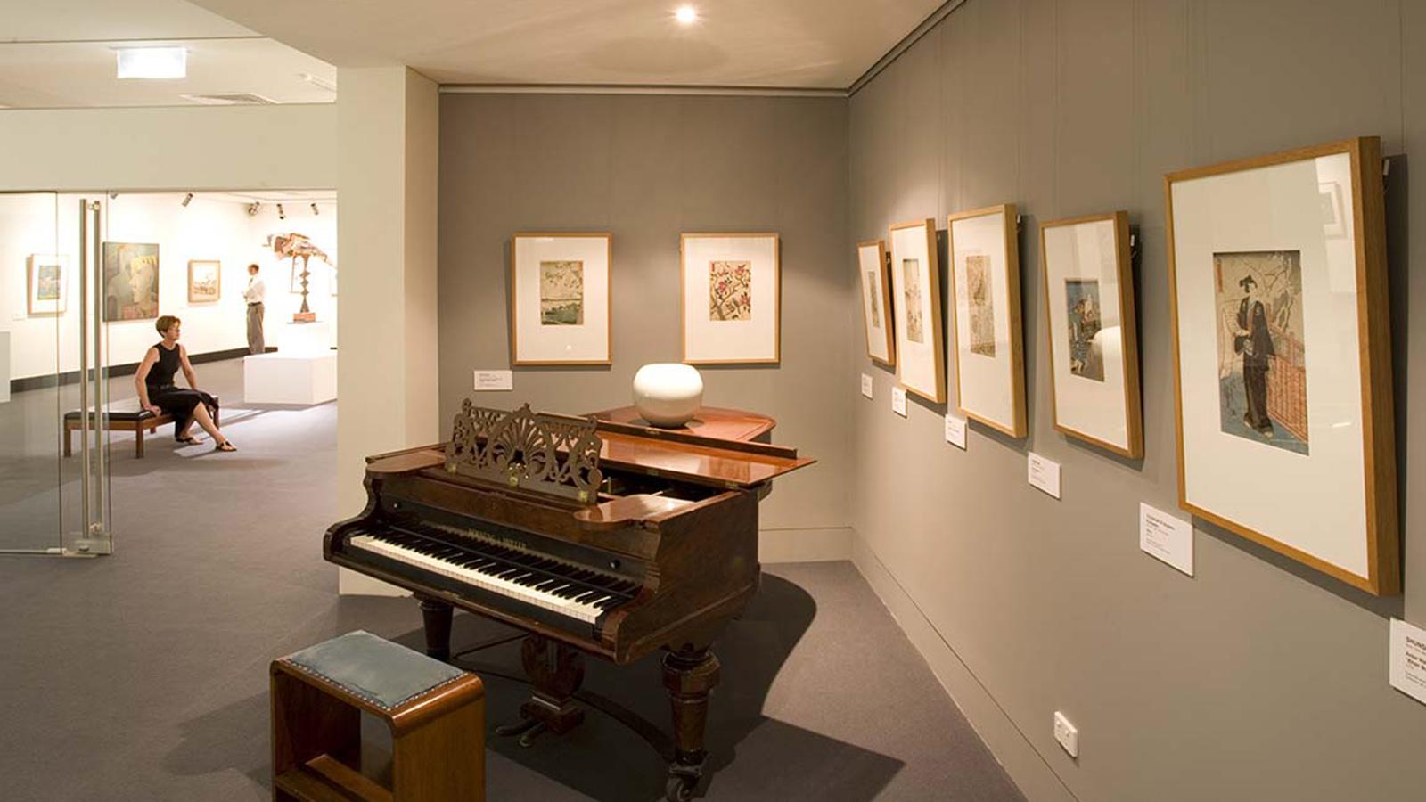 Latrobe Regional Gallery, Morwell, Gippsland, Victoria, Australia