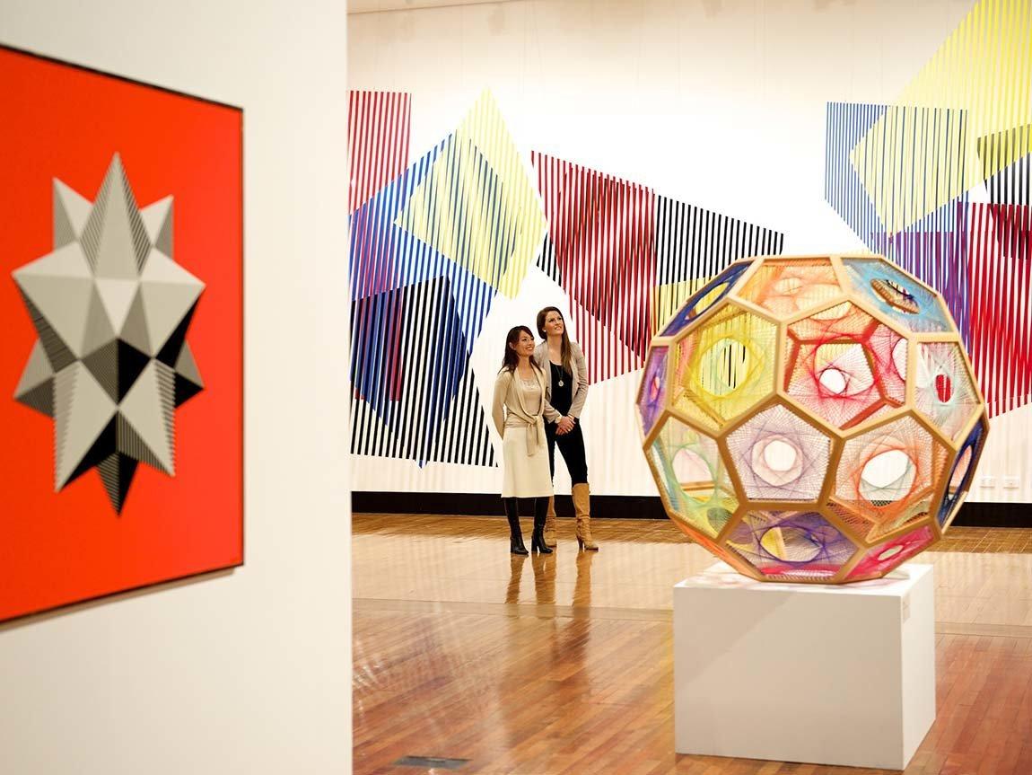 Latrobe Regional Art Gallery, Gippsland, Victoria, Australia