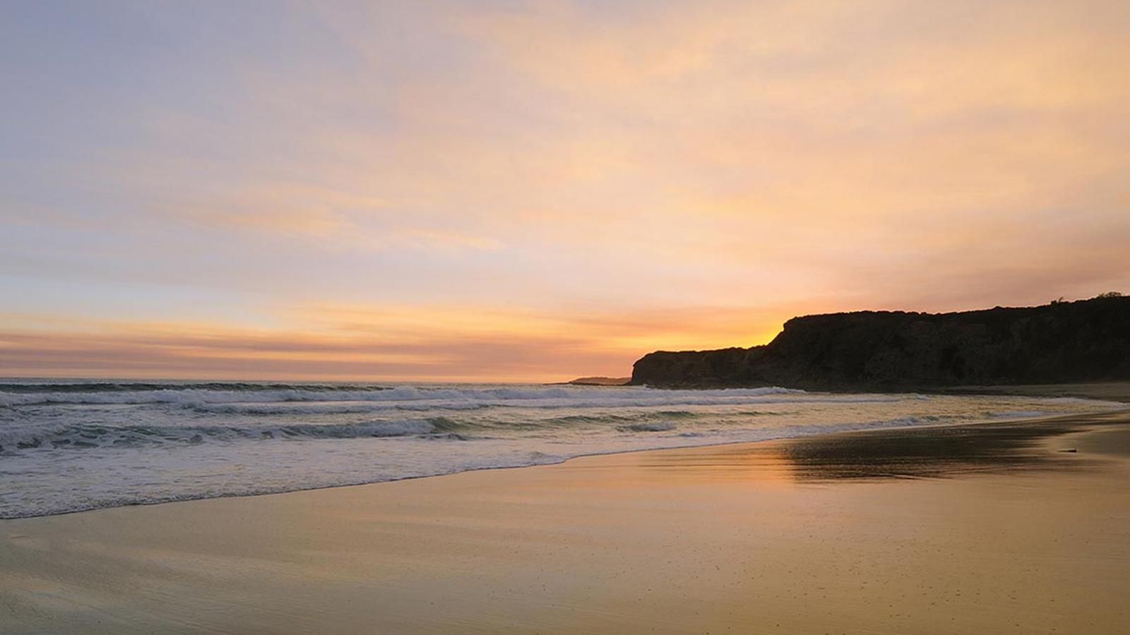 Inverloch Beach, Gippsland, Victoria, Australia