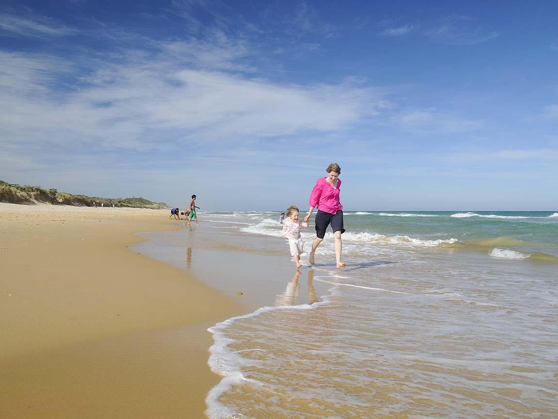 Ninety Mile Beach, Gippsland, Victoria, Australia