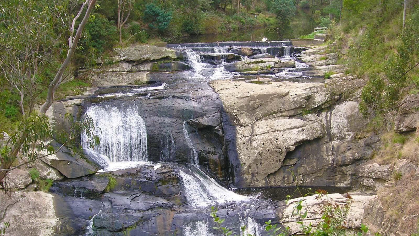 Agnes Falls, Gippsland, Victoria, Australia