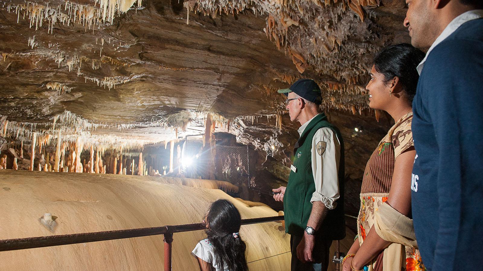 Buchan Caves Reserve, Gippsland, Victoria, Australia